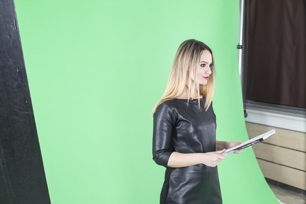 Zdjęcie reportażowe w kolorze, Alicja Czyrska program Mózg Aktywacja